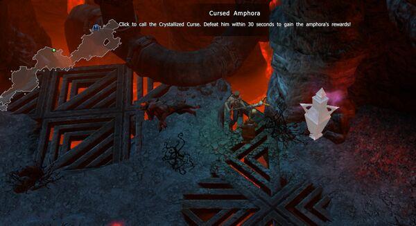 Cursed Amphora PJL