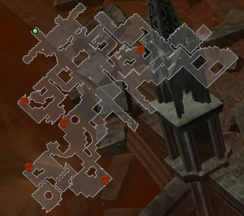 Crypt of Kings SM Map
