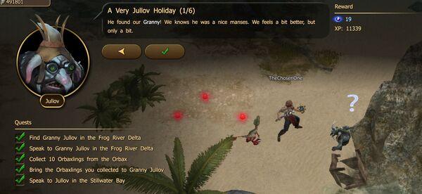 A Very Jullov Holiday 1-6 end