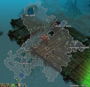 Map - Stonekeep