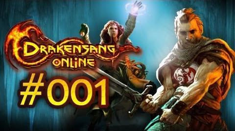 Let's Play Drakensang Online 001 - Gameplay zum neuen Free 2 Play Browsergame
