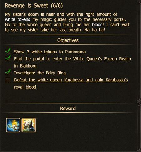 Revenge is Sweet   Drakensang Online Wiki   FANDOM powered by Wikia