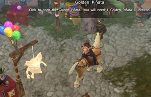 Golden Pinata