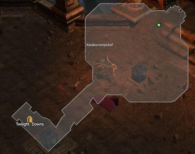 AAH map