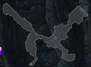 Ghastly Grave map CoT V