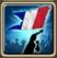 Festive Flag (France) Icon