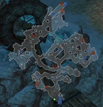 RotR - The Gleaming Mountains P1 - Teleport Stone