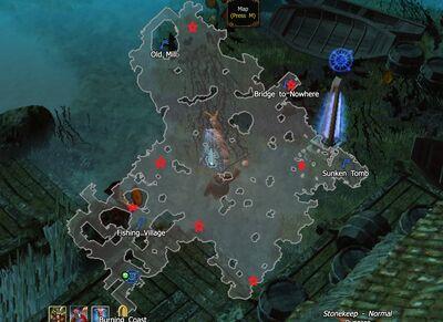 Egg Map-Stonekeep