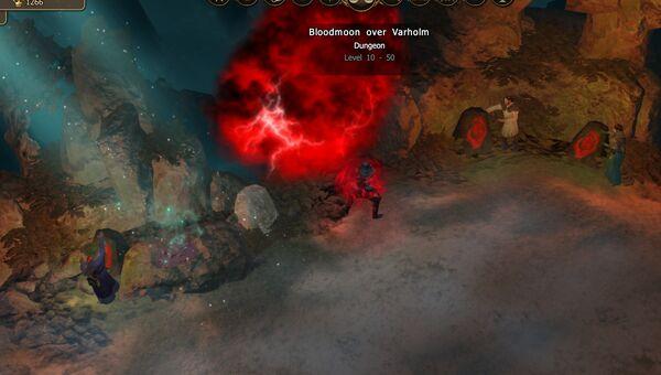 Bloodmoon 3-3 Portal