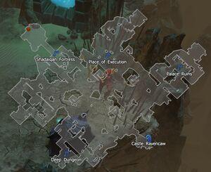 Sulfur Desert CoT V map