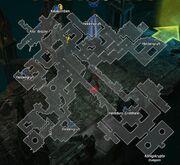 Map - Königskrypta