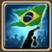 Festive Flag (Brazil) Icon