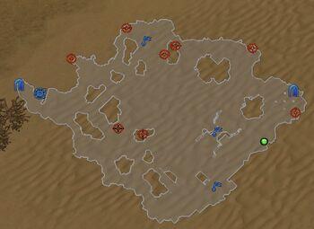 RotR - Spiky Valley P4 - Treasure Cave