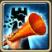 Festive stormball horn