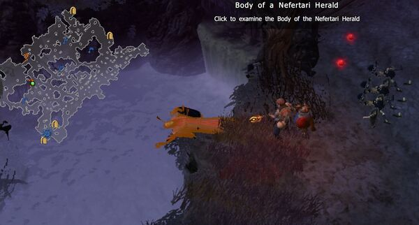 The Wild Hunt 3-3 body of NH2