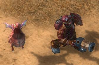 Pudgy dragonspawn