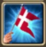 Small Flag (Denmark) Icon