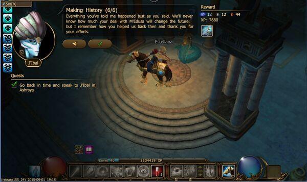Making History 6-3