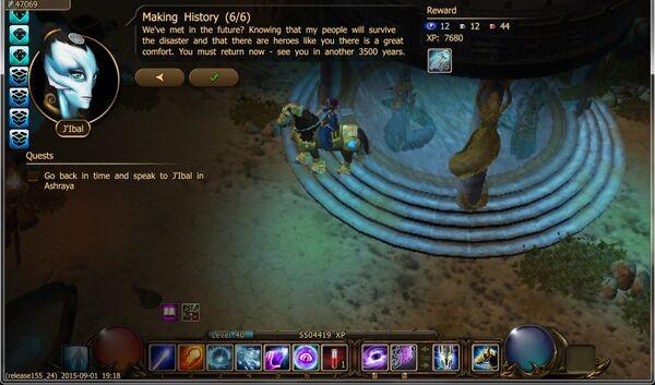 Making History 6-2