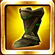 Poison Buster Boots DK Icon