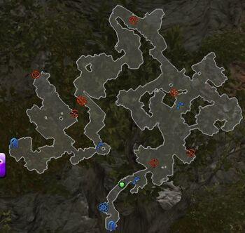 RotR - Eternal Grove Map P2