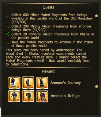 Journey ammon
