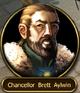 Chancellor Brett Aylwin