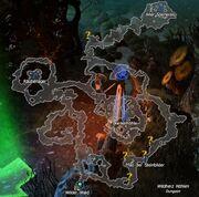 Map - Wildherz Höhlen