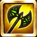Poison Buster Long Axe Icon