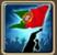 Festive Flag (Portugal) Icon