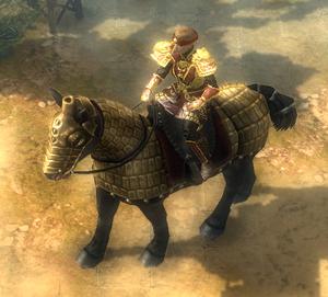Jumong's Armor