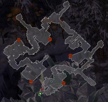 EW SM Map