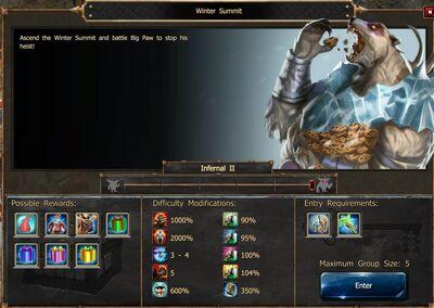 Winter Summit I2N Screen