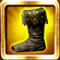Poison Buster Boots RA Icon