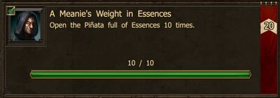 Achievement-Essence Pinata