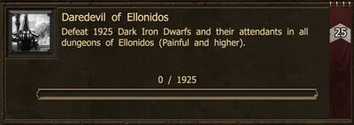 Achievement-Daredevil of Ellonidos