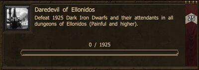 Achievement-Daredevil of Ellonidos