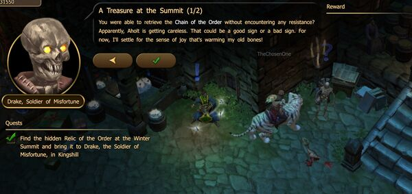 A Treasure of the Summit 1-2 end