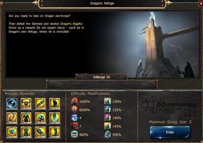 Dragan's Refuge CoT V EW