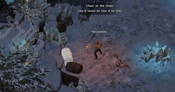 Chest of the Order Hard 2