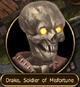 Drake, Soldier of Misfortune