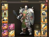 Splendid Durian Armor