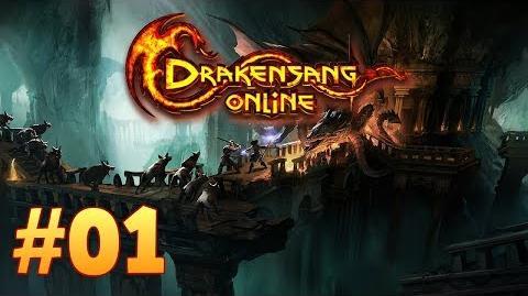 Let's Play Drakensang Online 01 - Drakensang Online das Fantasy-Abenteuer