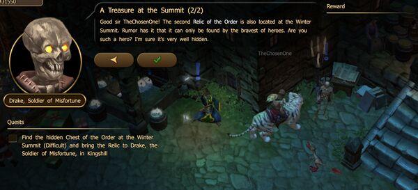 A Treasure of the Summit 2-2