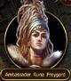 Ambassador Runa Freygard