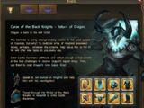Curse of the Black Knights - Return of Dragan