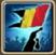 Festive Flag (Belgium) Icon