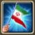 Small Flag (Iran) Icon