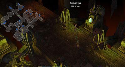 Hidden Sanctum Egg 11