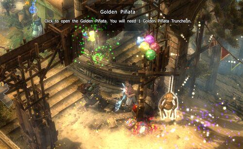 Golden Pinata-Ellonidos